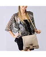 Kevim - sac en bandouliere en cuir graine 10 coloris / 5110 made in ital