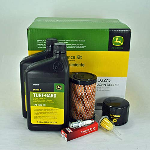 John Deere Original Equipment Maintenance Kit - Equipment John Original Deere