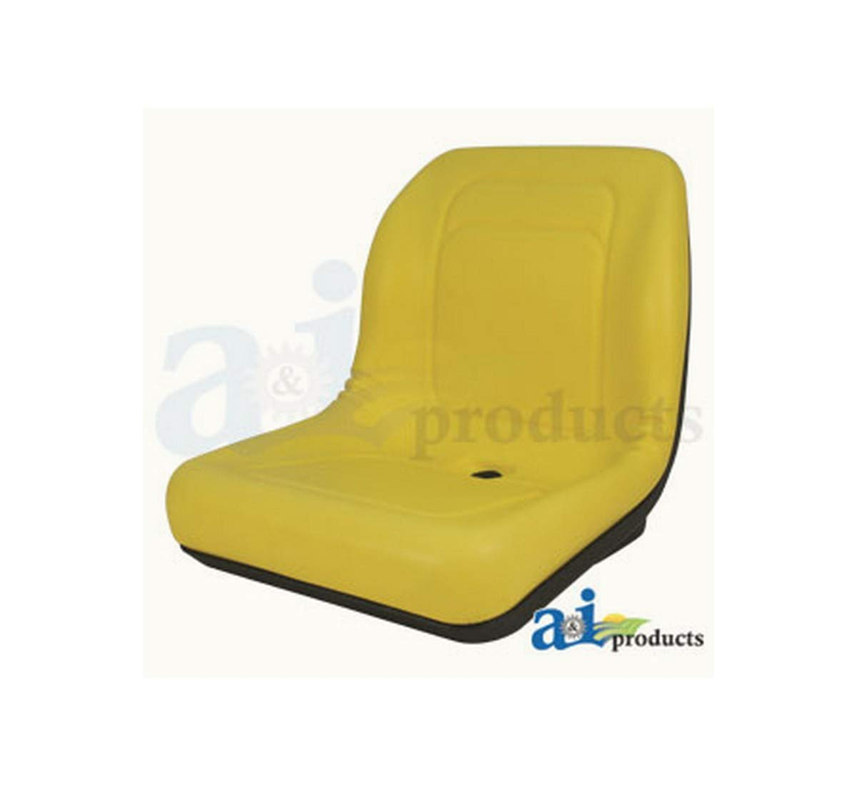 Set-of-2-High-Back-Seats-for-John-Deere-Trail-Worksite-amp-Turf-Gator-4X2 6X4 LGT100YL
