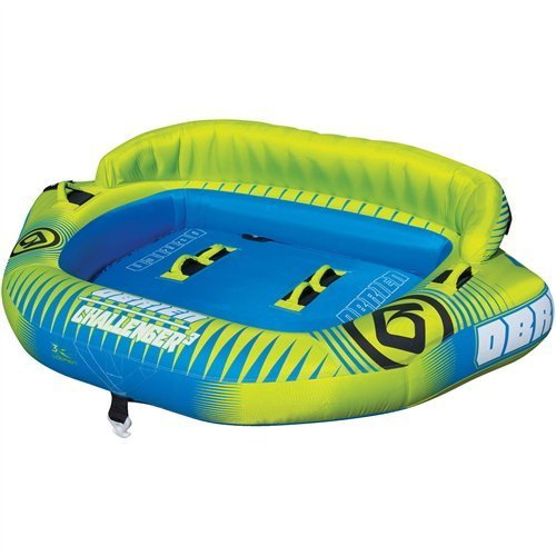 - O'Brien Challenger 3-Person Towable Tube