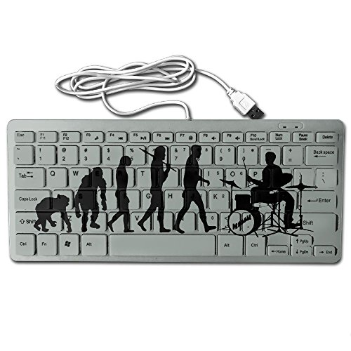 woonmo Universal Ultra-thin Mini Keyboard Convenient Portable Office Game Home