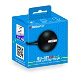 GlobalSat BU-353-S4-5Hz USB GPS Receiver (Black)