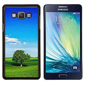 For Samsung Galaxy A7 A7000 Case , Naturaleza de los amigos- Diseño Patrón Teléfono Caso Cubierta Case Bumper Duro Protección Case Cover Funda