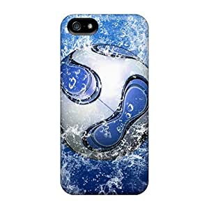 Awesome Case Cover/iphone 5/5s Defender Case Cover(football Picture Sport) by mcsharks