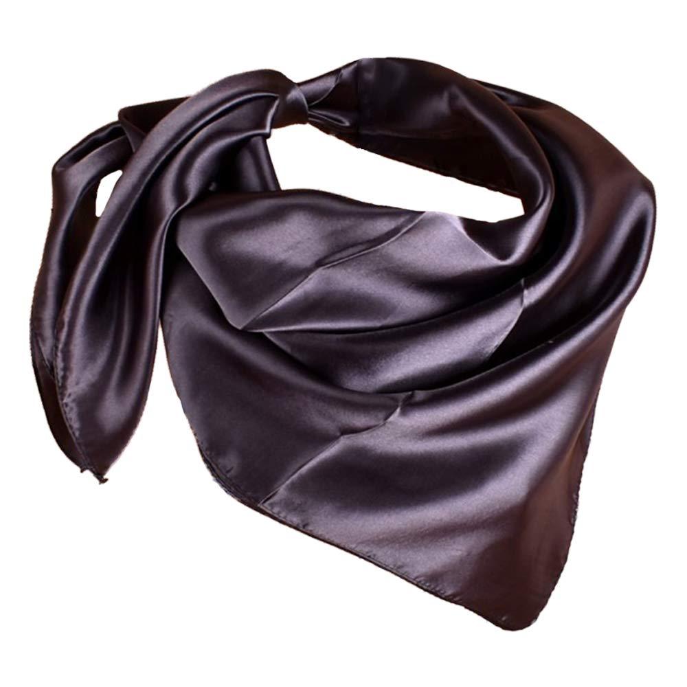 Raso Musulmane Velate Foulard Velo Turbante Sciarpa Scialle Islamico 90/×90cm YOFASEN Hijab per Donne