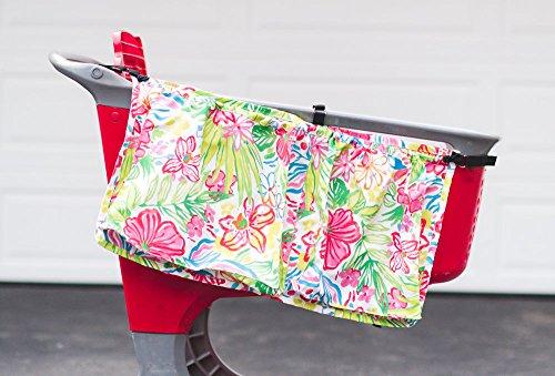Acrylic Brooke (Cart Mama Shopping Cart Attachment)