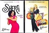 Rita Rocks the Complete Season One , Sherri the Complete Season One : Lifetime 5 Disc Box Set