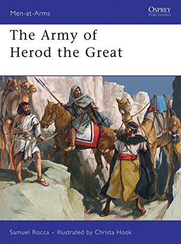 The Army of Herod the Great (Men-at-Arms)