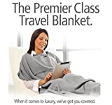 Best Travel Ponchos - Travelrest 4-in-1 Premier Plus Poncho Travel Blanket Review