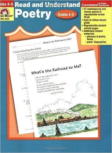 Amazon.com: Read & Understand Poetry, Grades 4-5 (9781557999931 ...