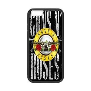 "DIY iPhone6 4.7"" Case, Zyoux Custom High Qualtiy iPhone6 4.7"" Shell Case - Guns N¡¯ Roses"