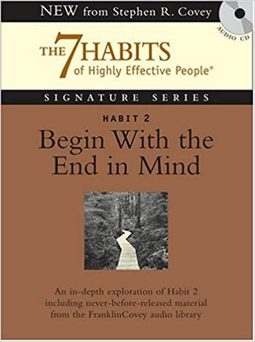 The 7 Habits Thoughts on Vision (The 7 Habits Thoughts Series)