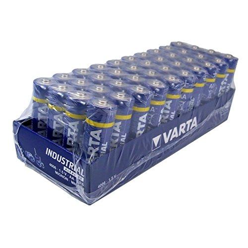 Varta VA4006 AA/Mignon/LR6 Batterie (40-er Pack)