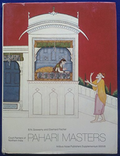 Pahari Masters: Court Painters of Northern India