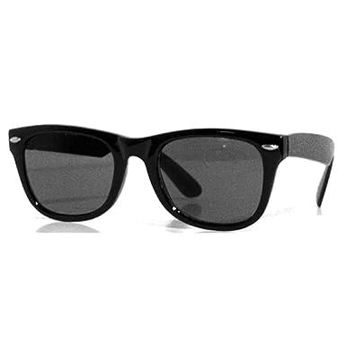 Tedd Haze White Style lunettes de soleil dans de nombreuses couleurs - Noir - Taille Unique oLtvTr