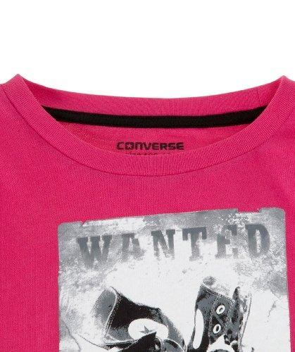 Converse - Zapatillas de Algodón para niño Rosa