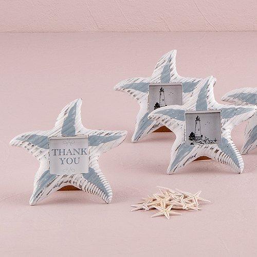 UPC 068180016105, Weddingstar X8460 Sample Small Wooden Starfish Photo Frames