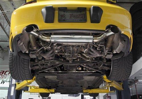(USP Motorsports Fits Porsche 996 Turbo 3