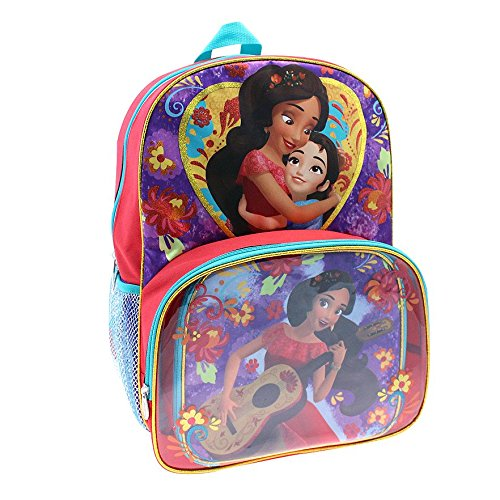 Disney's Elena of Avalor Backpack & Lunch Tote -