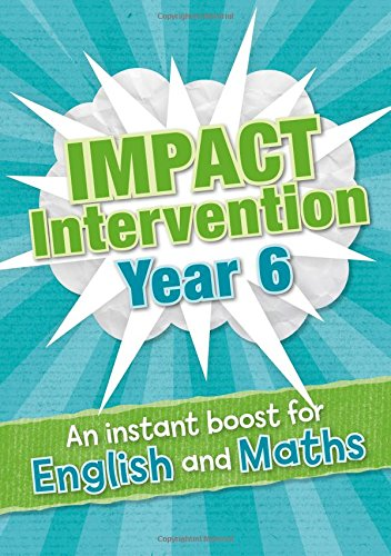 Download Year 6 Impact Intervention pdf epub