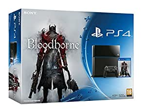 PlayStation 4 - Consola PS4 + Bloodborne