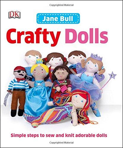 Crafty Dolls (Crafty Art Book)