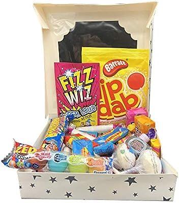 Estrella Caja de clásicos dulces retro: Amazon.es: Alimentación y ...