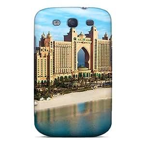 Galaxy Case - Tpu Case Protective For Galaxy S3- Atlantis The Palm Dubai
