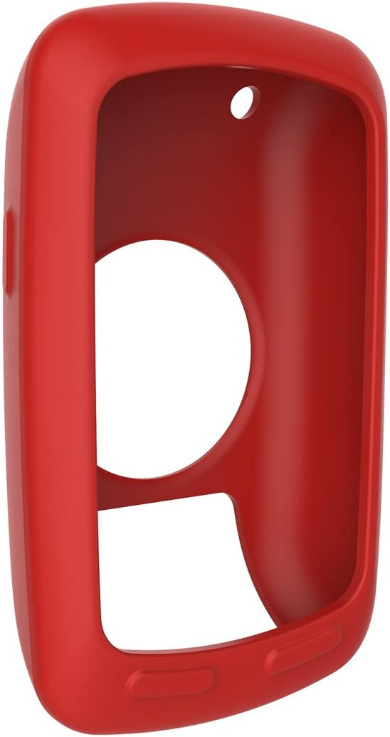 Silicone Red 4332954217 MOTONG Silicone Protective Case For Garmin Edge 810 And Garmin Edge 800 MOTONG Garmin Edge 810 800 Case