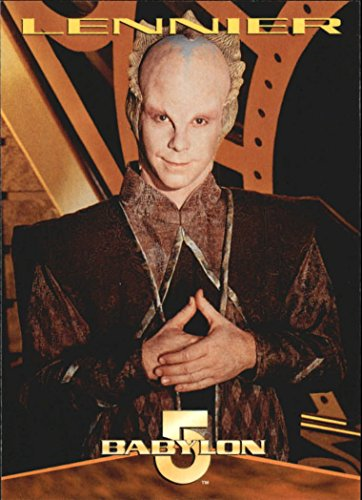 1996 Babylon 5 #9 Vir Cotto - NM-MT