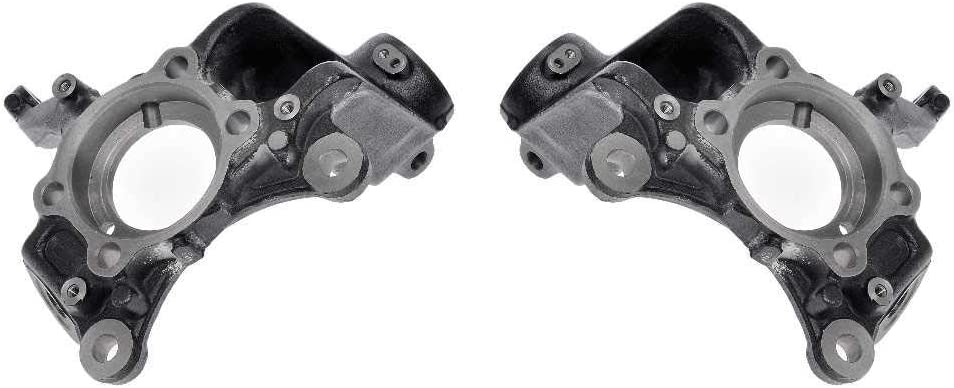 AutoShack KN798040PR Front Steering Knuckle without Bearing Pair 54.6mm