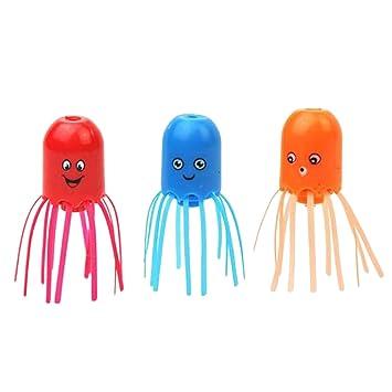Amazon.es: 1pc Al Azar Linda Sonrisa Ciencia Mágica Medusas Educativa Del Juguete Del Flotador Para Mascotas: Juguetes y juegos
