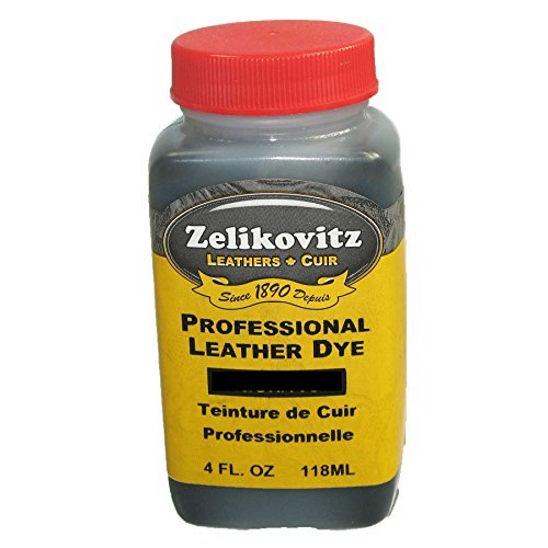 - Zeli Pro Waterbased Leather Pigment Dye - 2144 Bubblegum Pink / 4 oz