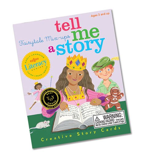Story Fairy Tale Mix (Brybelly Holdings TEBO-01 Tell Me a Story Fairytale Mix-Up)