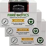 Prebiotic-Nutritional Supplements Fibre Biotics 60Capsules New-Zealand (3 Pack)