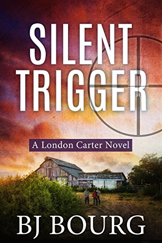 Silent Trigger London Carter Mystery ebook product image
