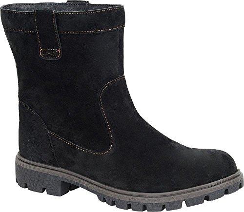 B Black B Closed Bolsena Fashion Boots Mid Leather Womens Wr N O C Toe Calf q4qrFwaSH