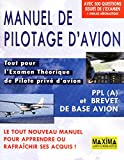 Image de Manuel de pilotage d'avion (French Edition)