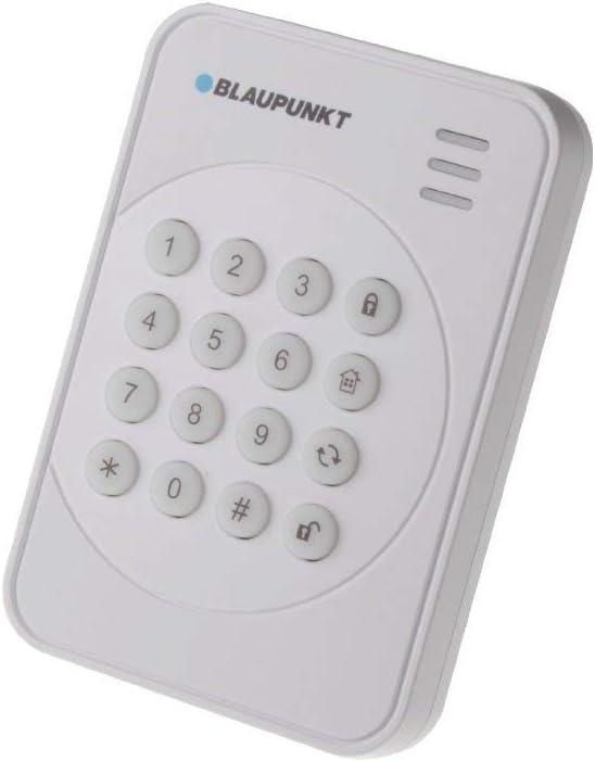 Blaupunkt KP-R1 Componente de Vigilancia Blanco Teclado Inal/ámbrico con Rolling Code para sistemas de alarma