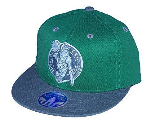 28e1b168956e4 Mua Adidas Boston Celtics Flex Fit One Size Fits Most OSFM Flat Brim ...