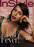Instyle Magazine September Fashion Issue