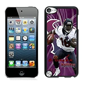 NFL&Houston Texans-Trindon-Holliday_iPod Touch 5 Case Gift Holiday Christmas Gifts cell phone cases clear phone cases protectivefashion cell phone cases HLNA605584060