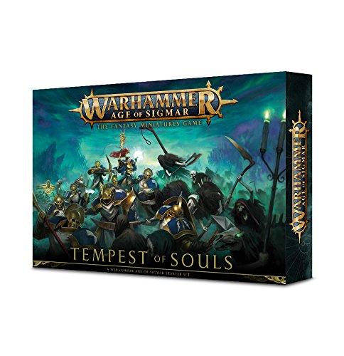- Citadel Warhammer Age of Sigmar: Tempest of Souls