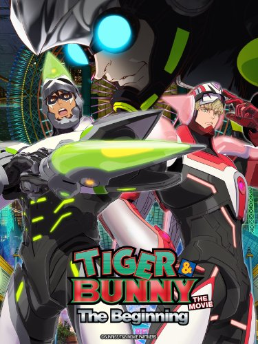 Best tiger and bunny the beginning