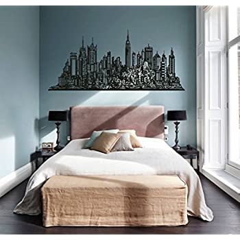 Ik1166 Wall Decal Sticker New York City American Bedroom Living Room  Children Part 81