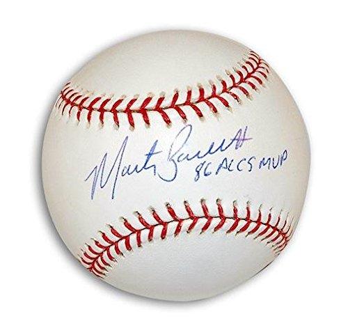 Mlb Mvps Autographed Baseball - 4