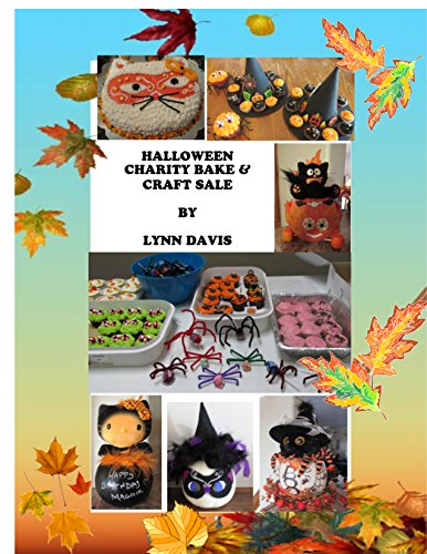 Halloween Bake & Craft Sale: Cakes, Crafts and Fun Halloween Style]()