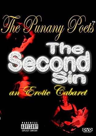 amazon com the punany poets the second sin by mohogany brown