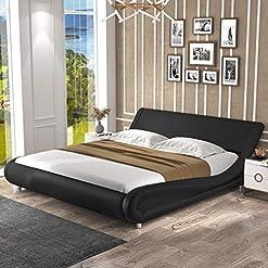 Sha Cerlin Full Size Bed Frame