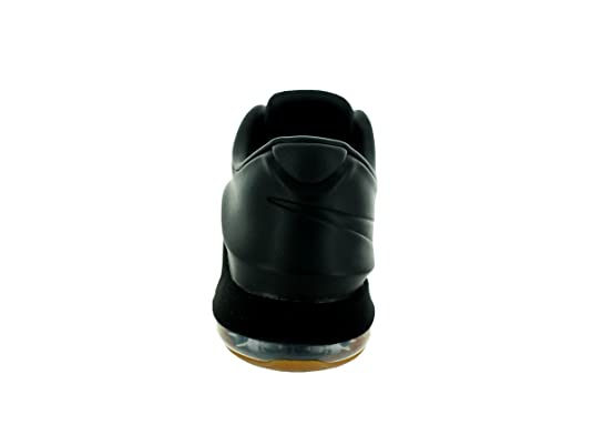 buy popular e1194 f86b6 Amazon.com | NIKE KD 7 VII EXT QS Suede Kevin Durant 717593-001 Black/Gum  Bottom Men's Shoes (Size 7.5) | Shoes